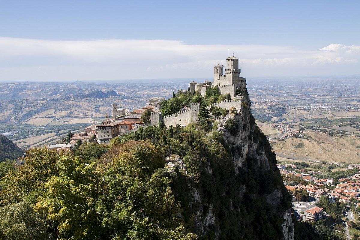 San Marino cosa vedere gratis