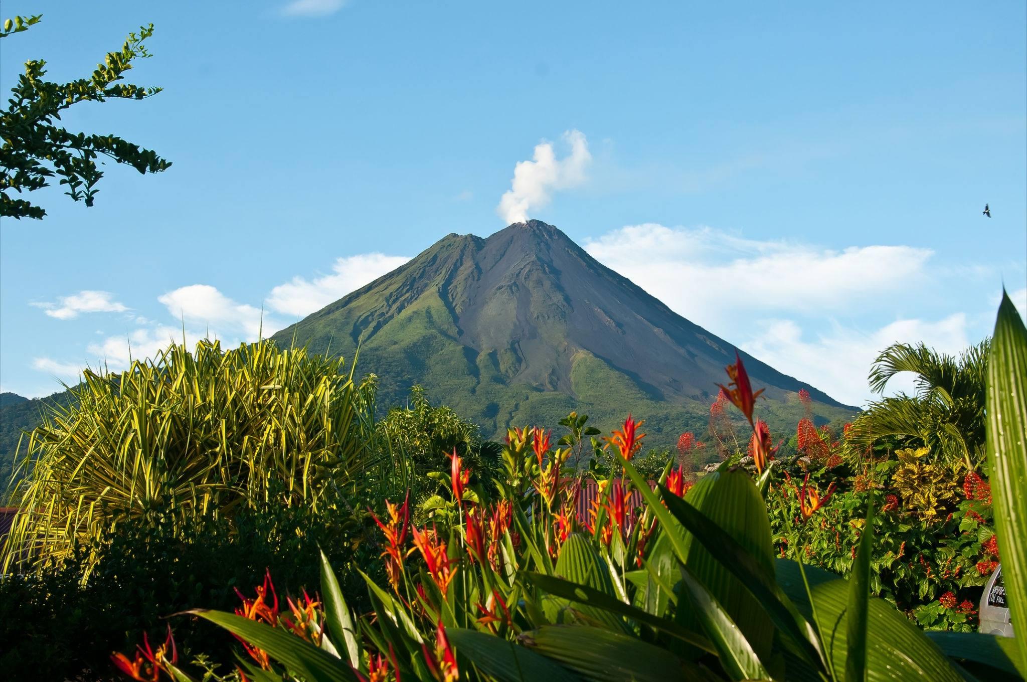 sentieri vulcani costa rica