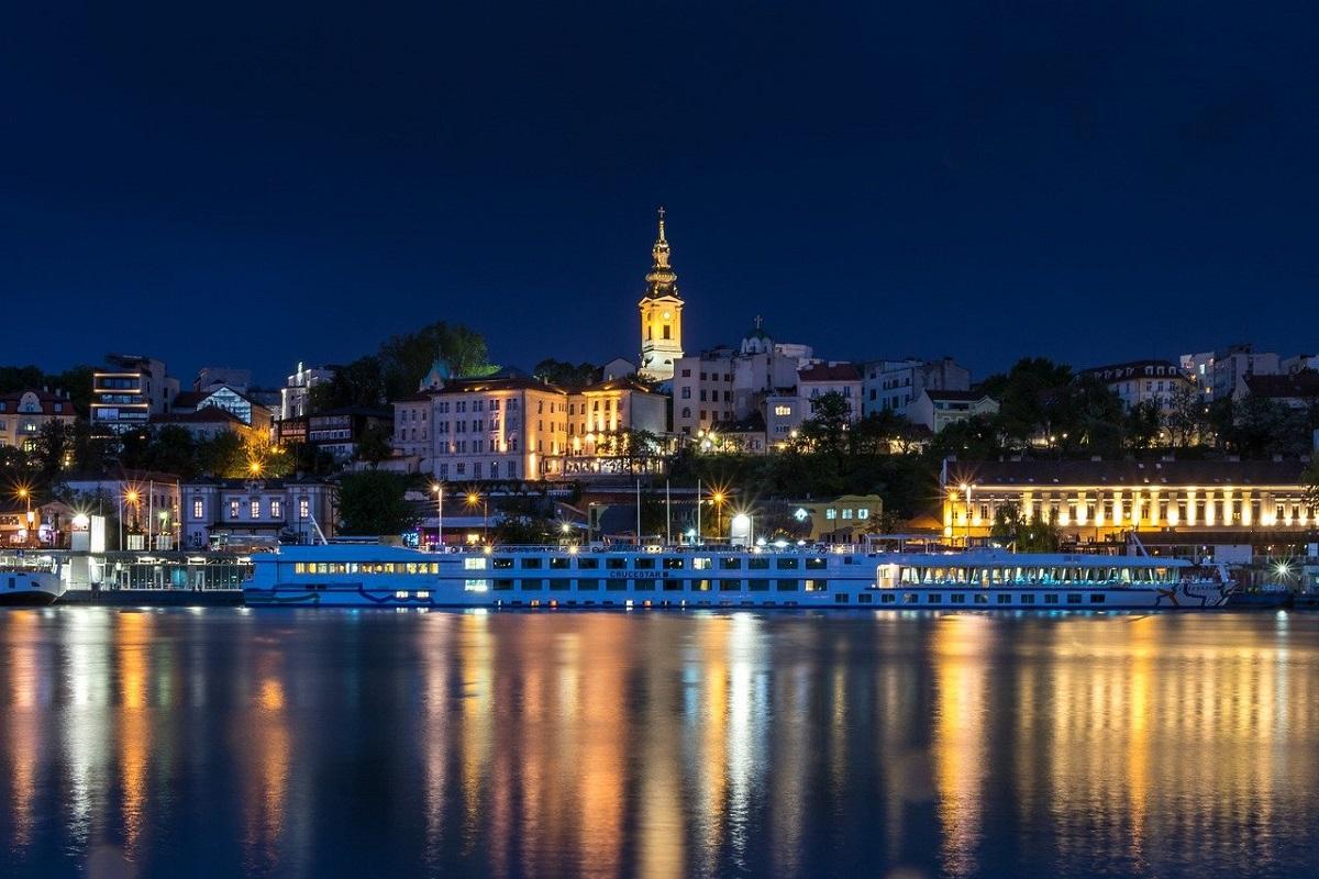 Serbia città principali
