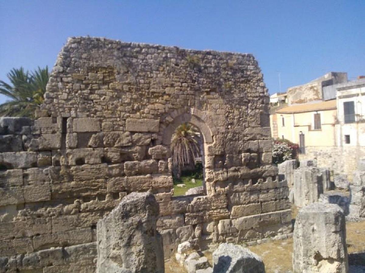 tempio di giove siracusa