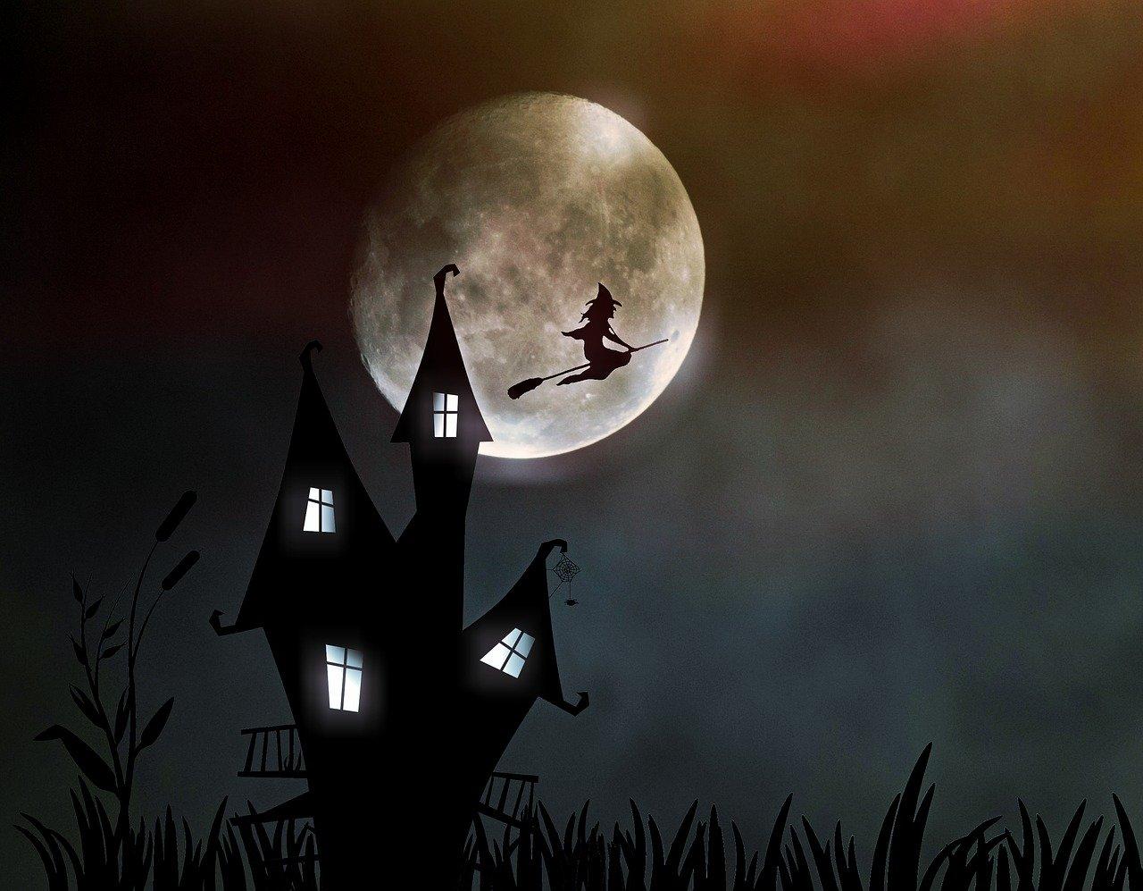 Tour virtuali per Halloween