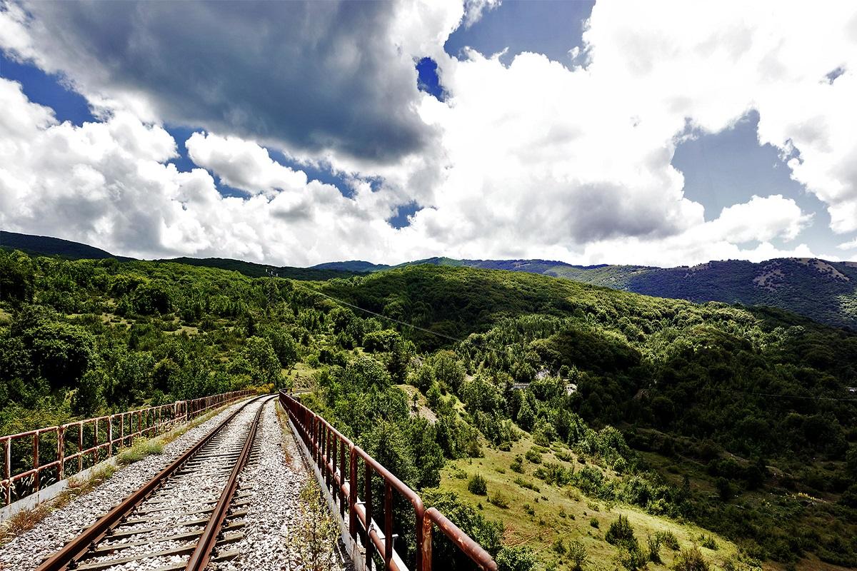 Transiberiana d'Abruzzo itinerario