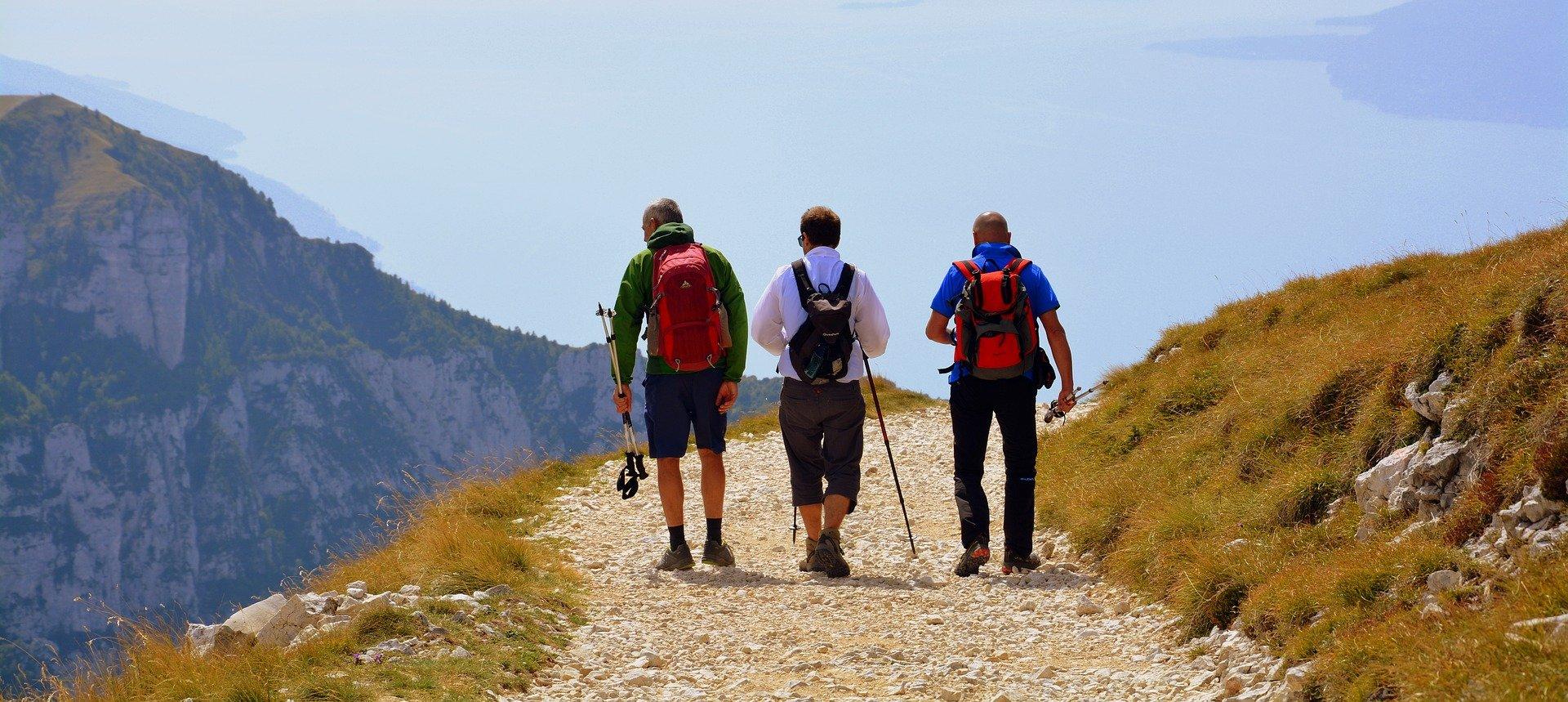 trekking pi lungo d italia
