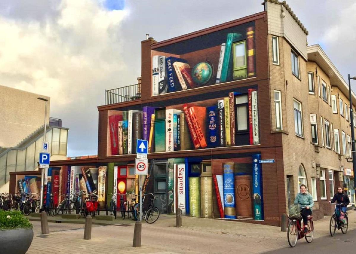 utrecht murales libri