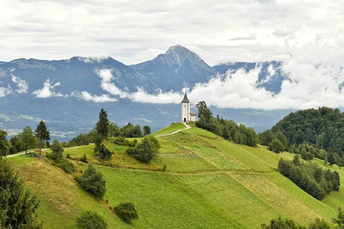 valle dell'isonzo trekking