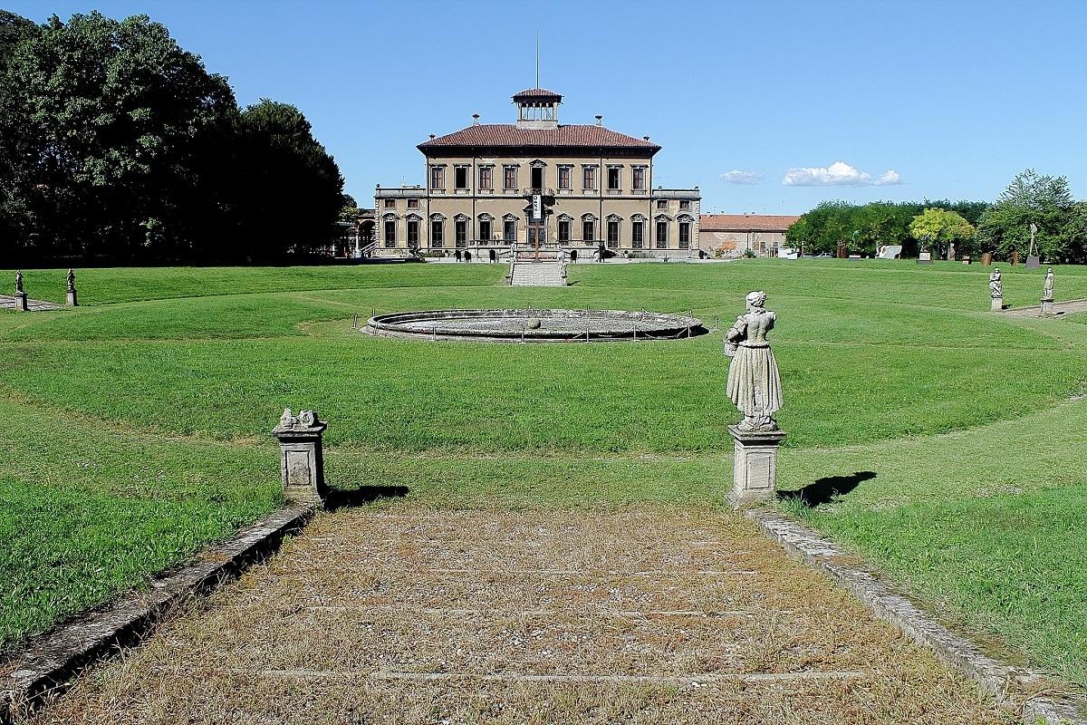 Villa Bagatti Valsecchi Varedo storia