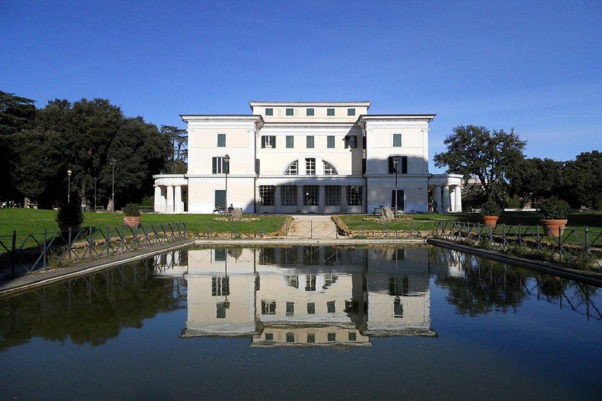 Villa Torlonia Roma storia