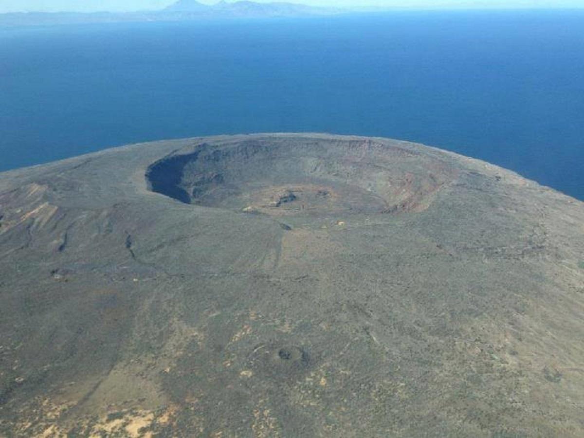 vulcani spenti bassa california