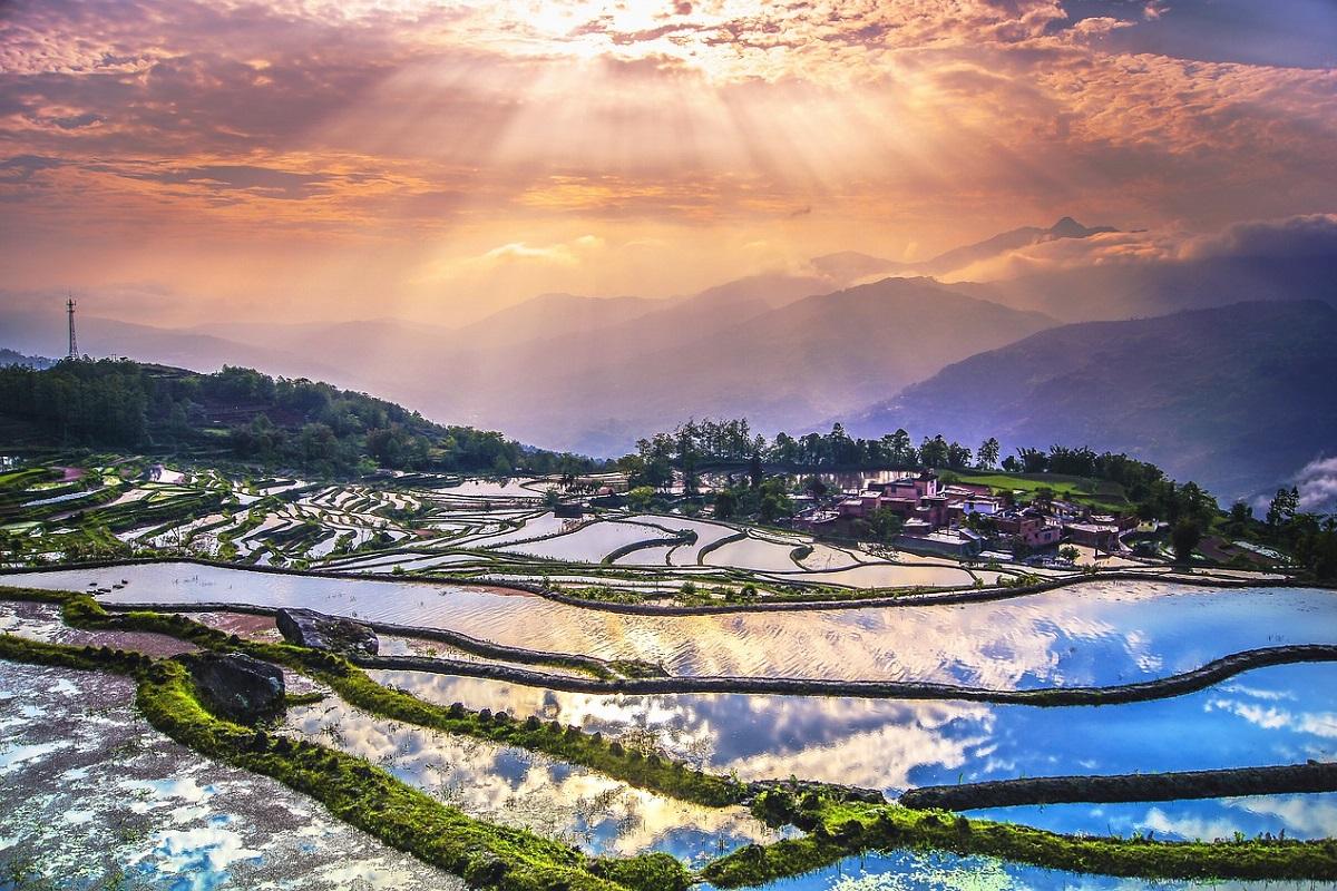 Yunnan dove si trova