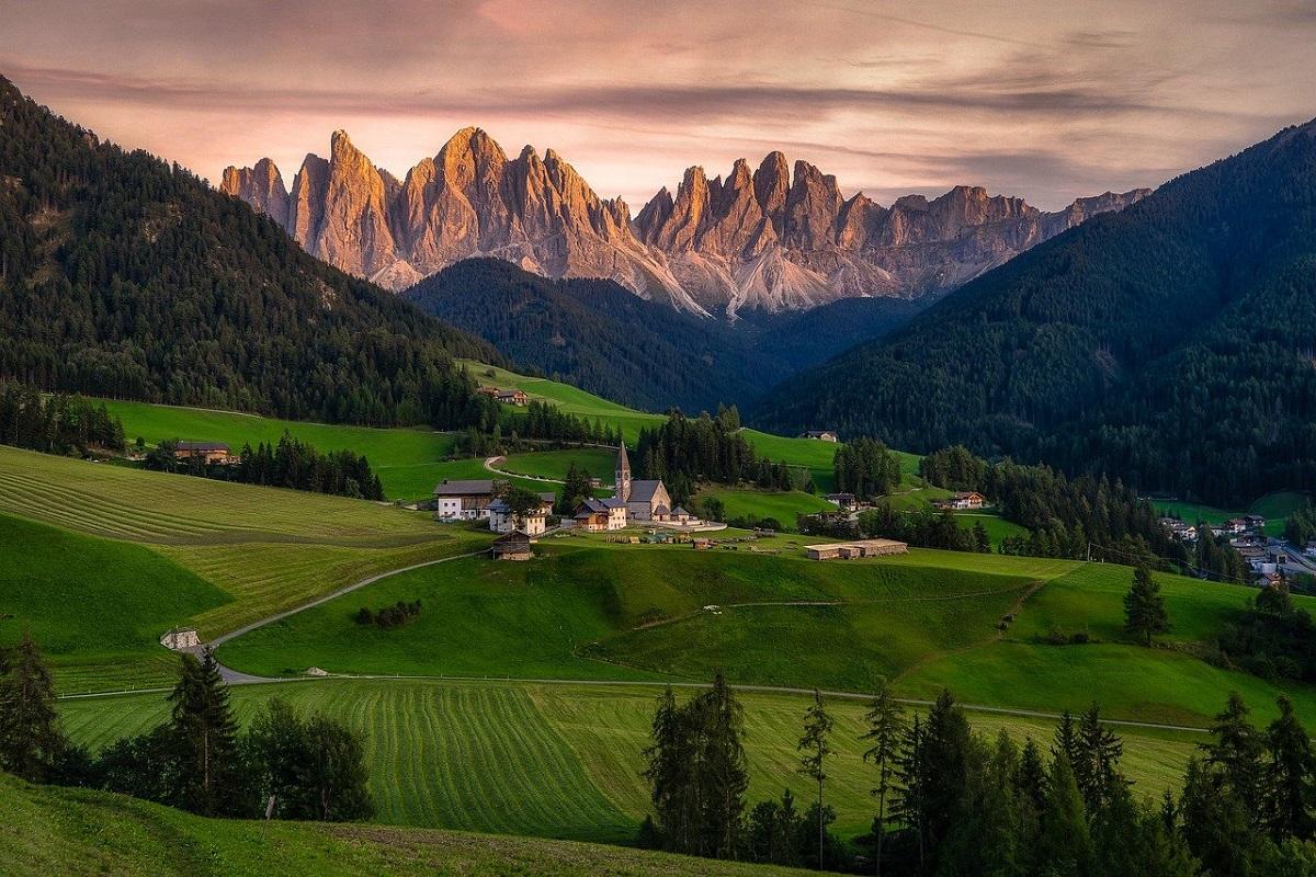 Bellezze naturali Europa