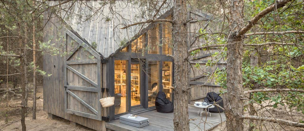 bookworm cabin polonia