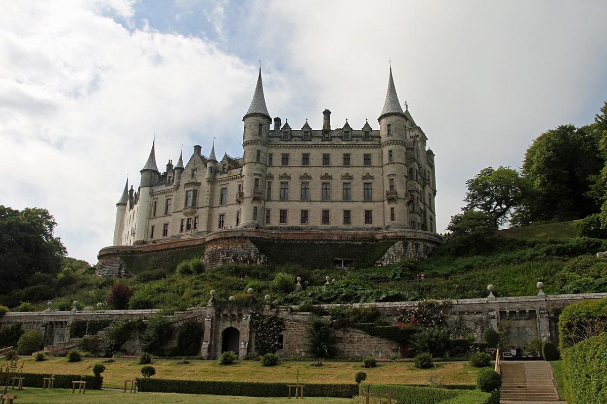Castelli della Gran Bretagna