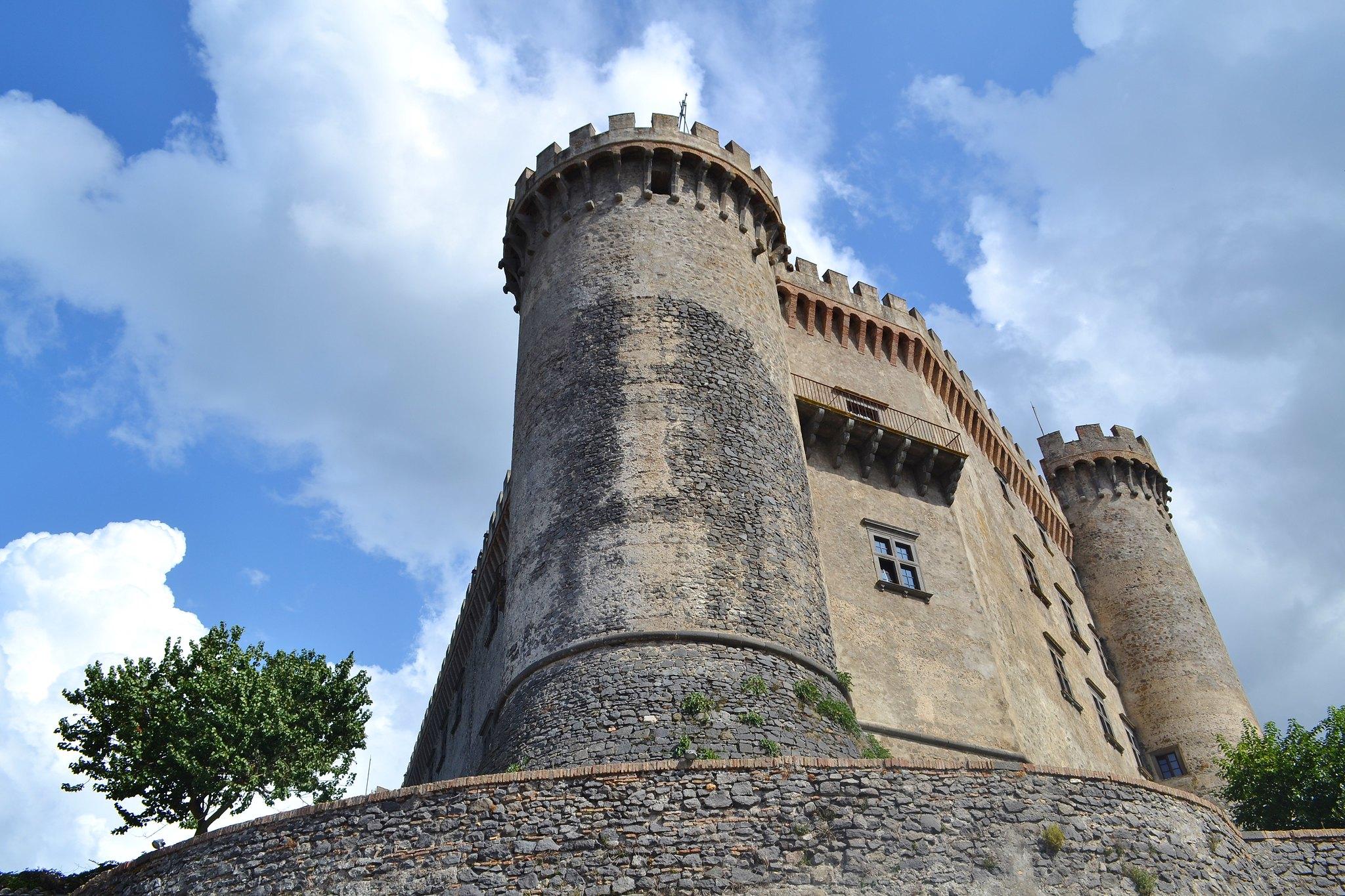 castello di bracciano storia