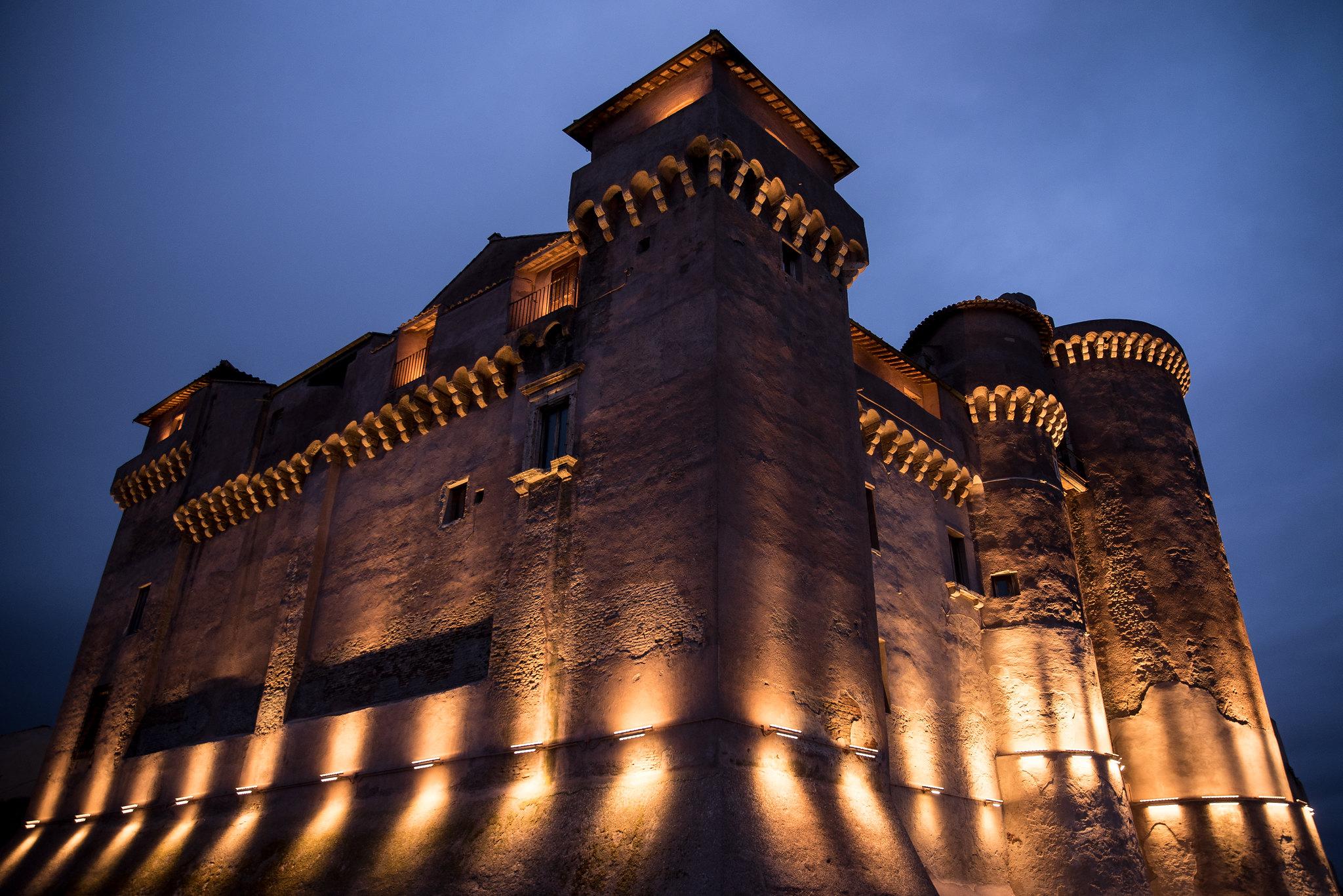 castello santa severa storia