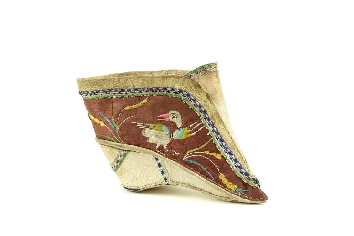 cinese piedi piccoli tradizione