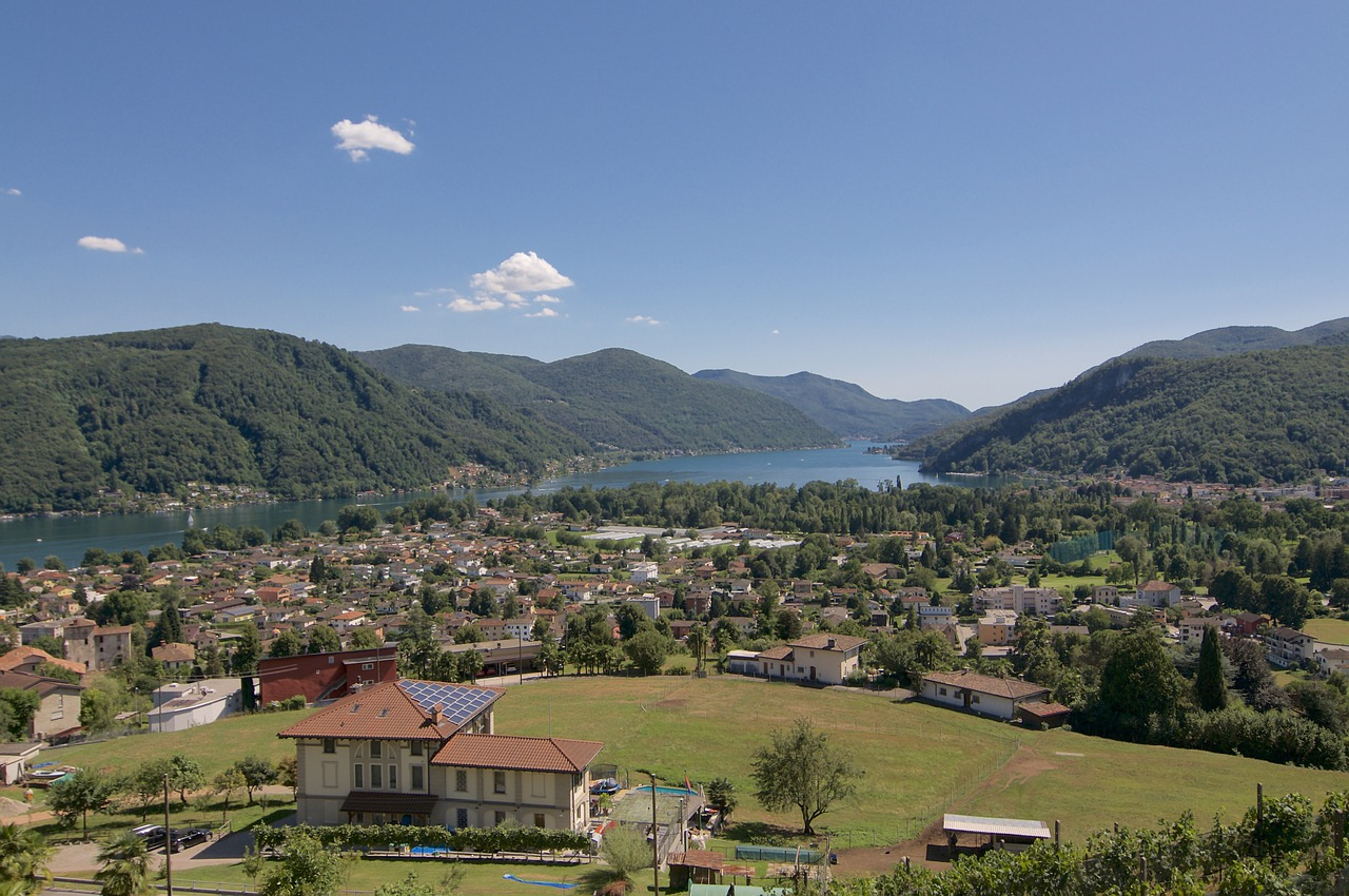 Cinque motivi per visitare il canton Ticino