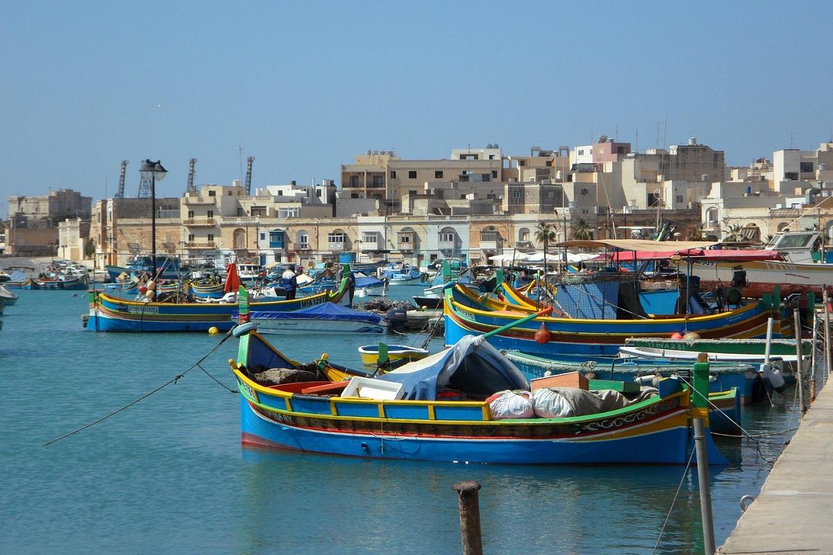 Colori Luzzi Malta