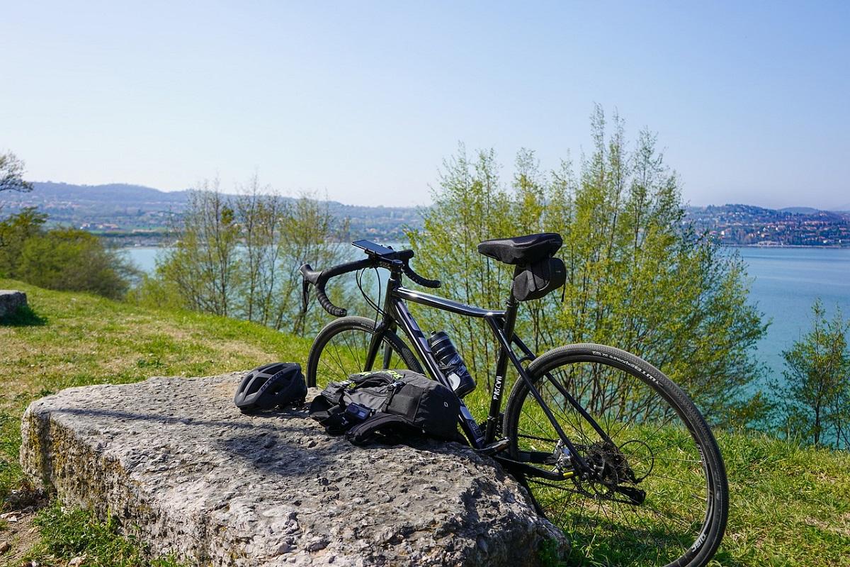 Da Bergamo a Desenzano del Garda bici