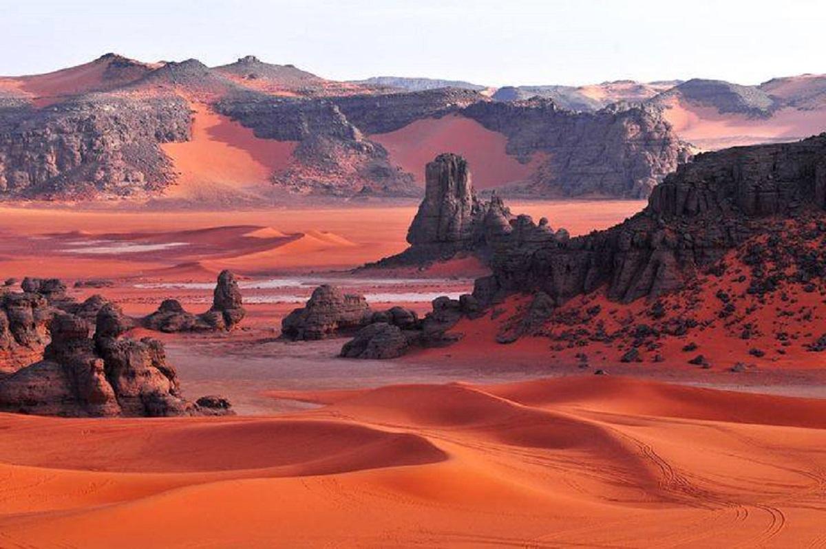 deserto del tassili