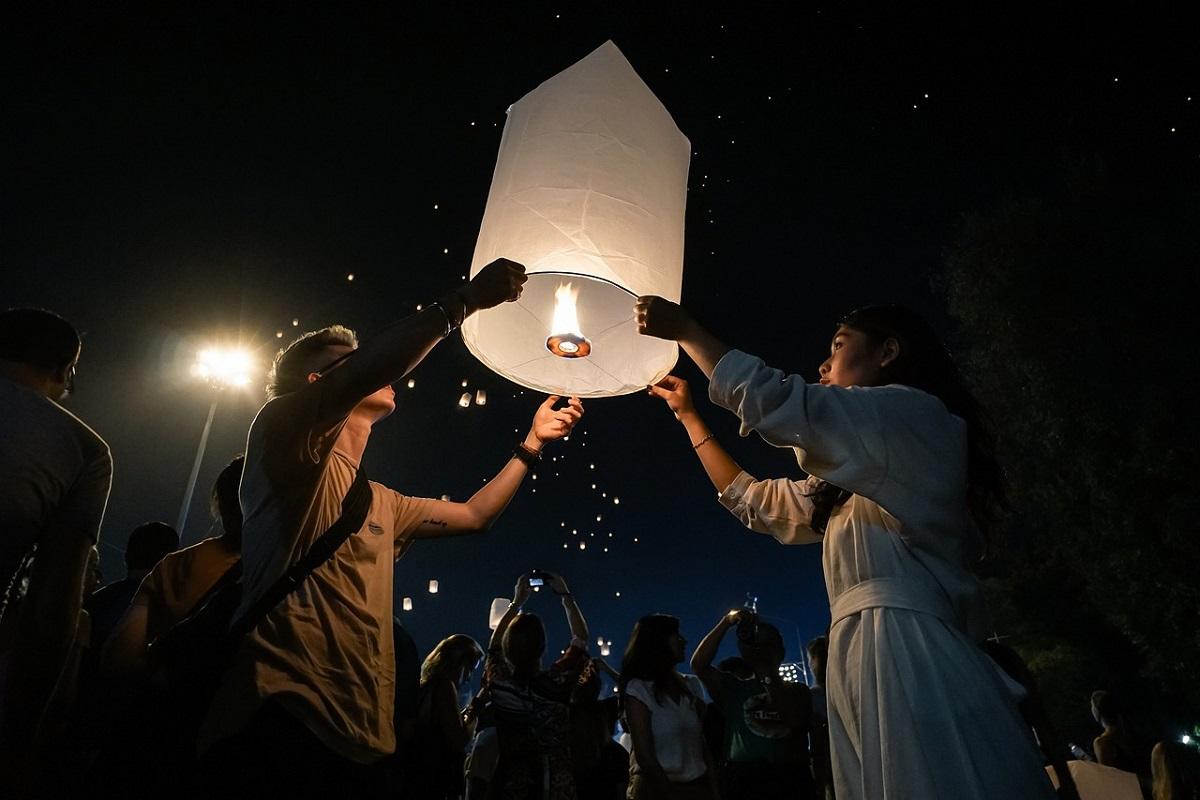 Festival delle luci Europa