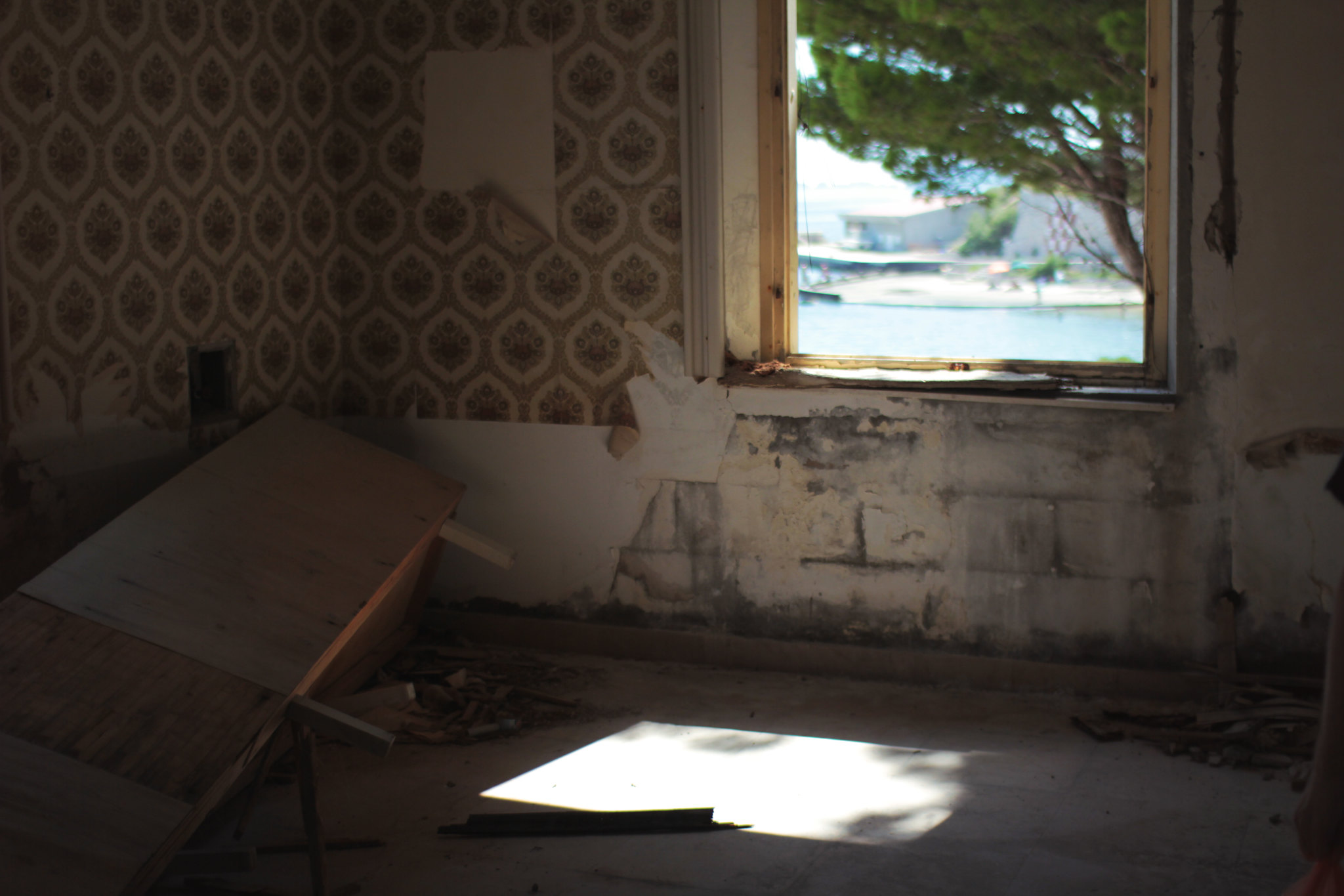 hotel abbandonati croazia