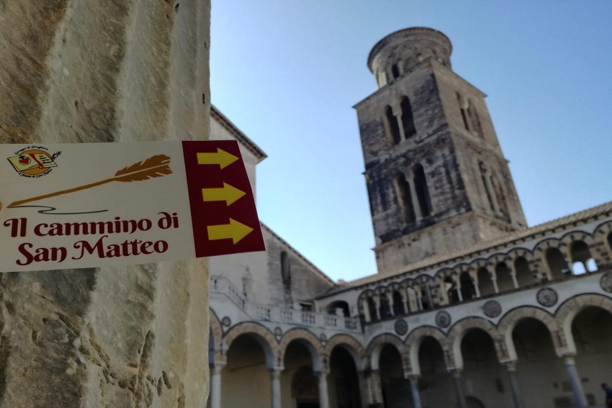 Il cammino di San Matteo