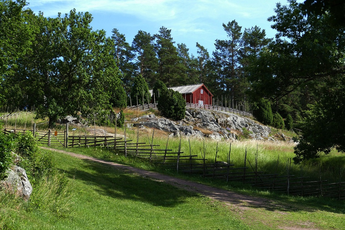 Isole Aland in bicicletta