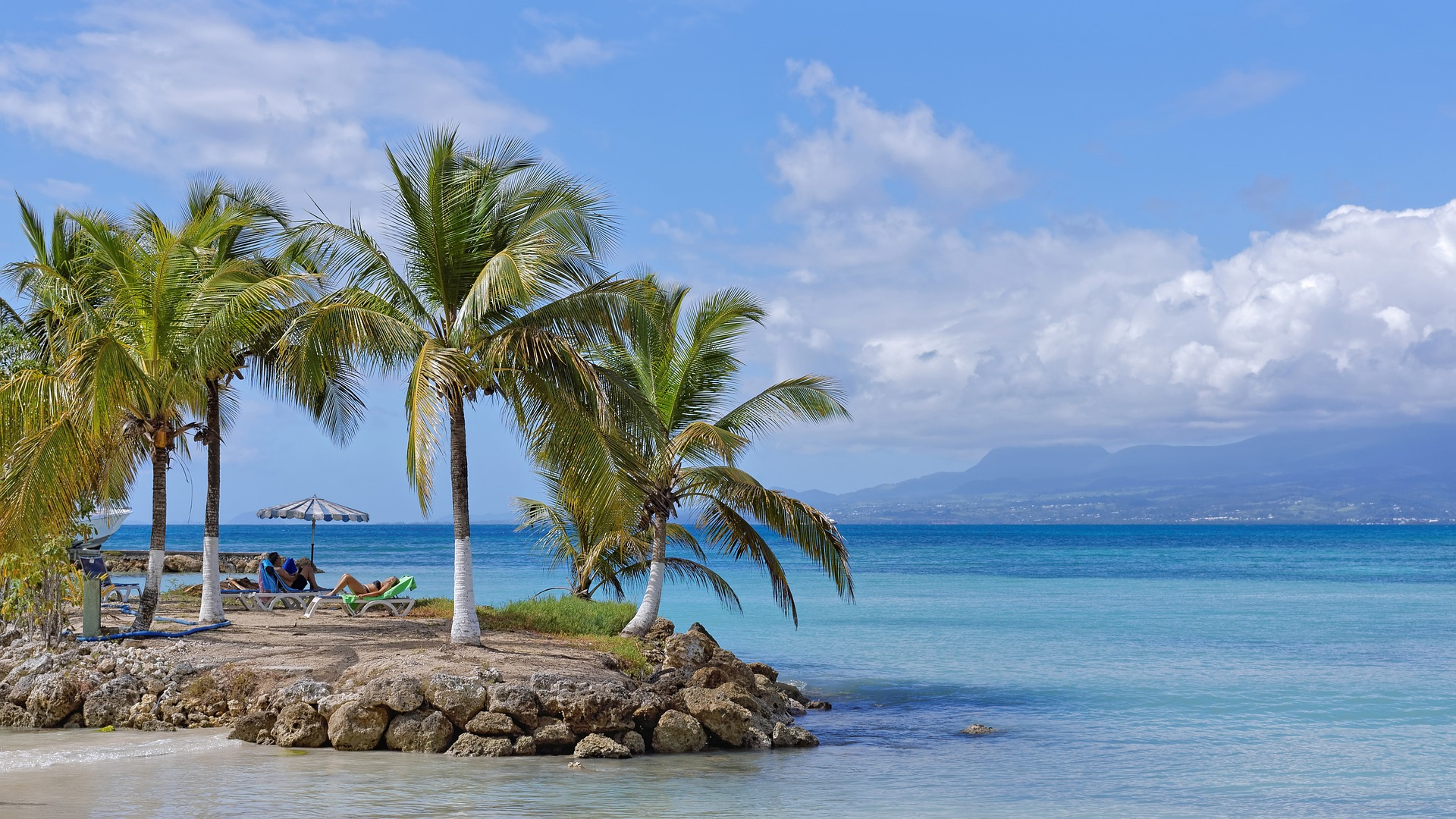isole caraibiche francesi