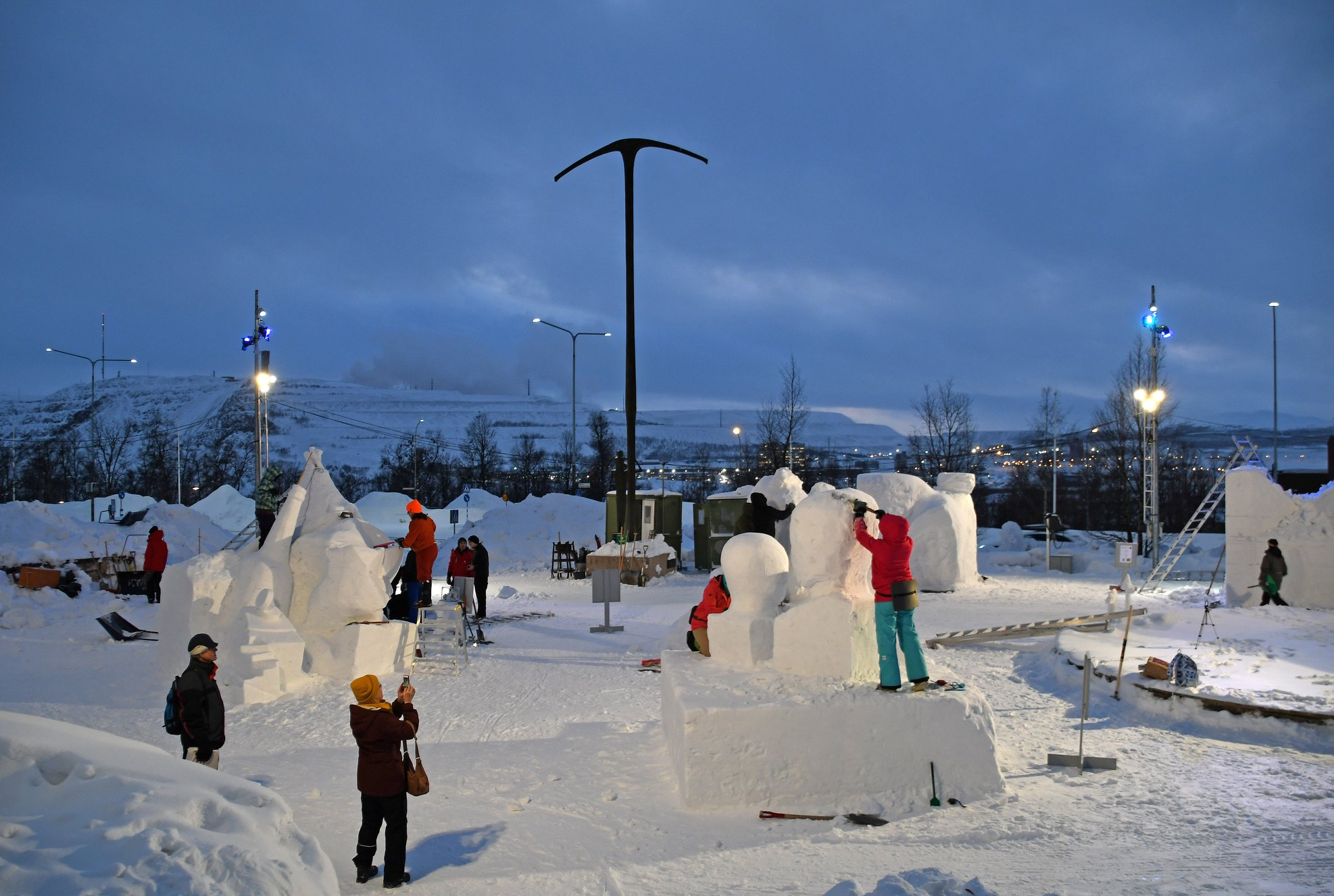 Kiruna Snow Festival 2020
