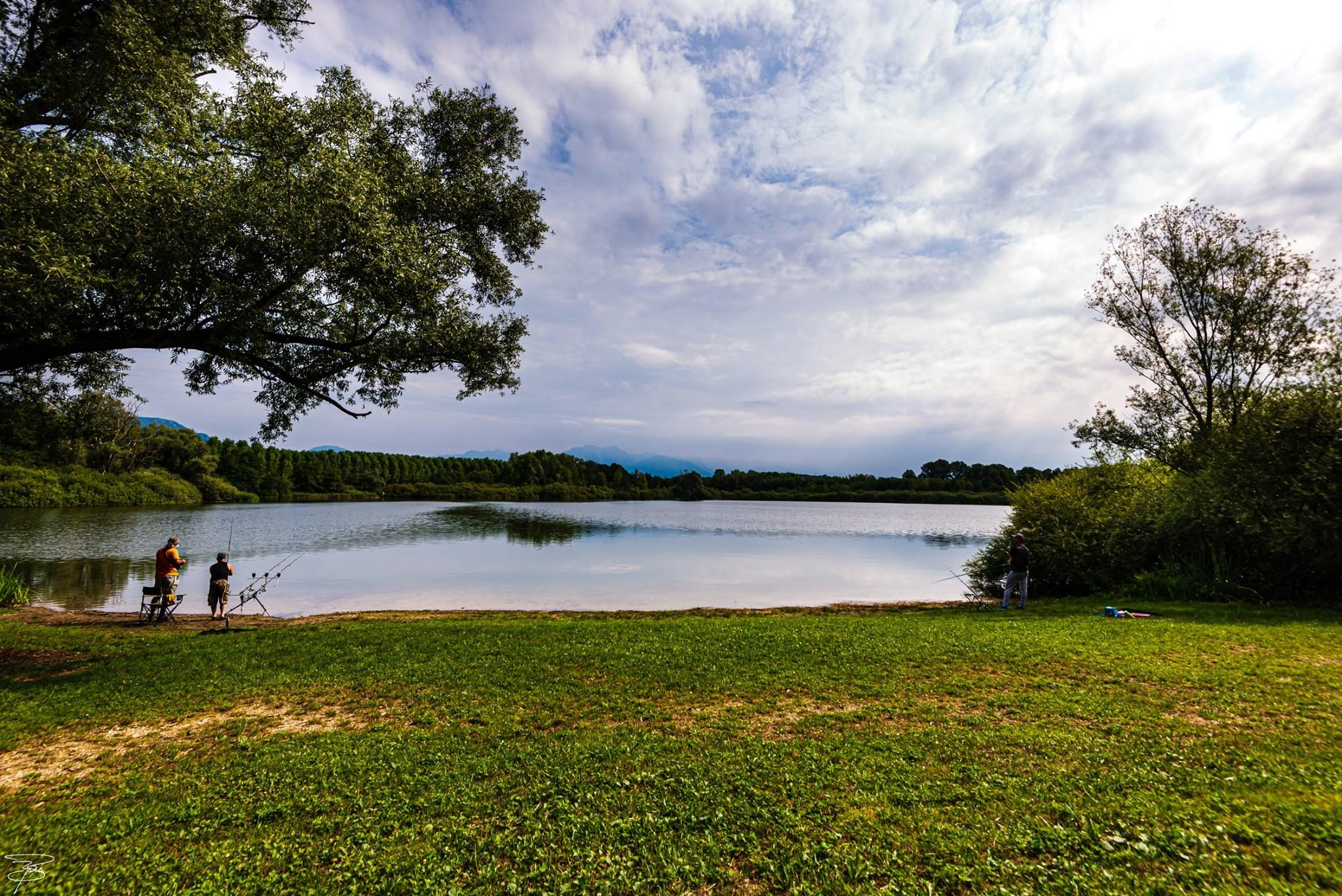 lago di ragogna pesca