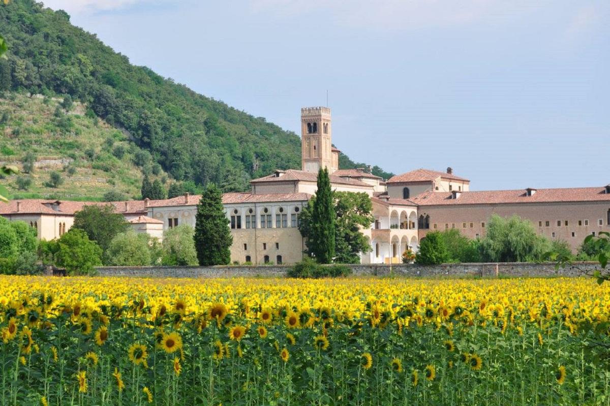 Monasteri benedettini in Italia