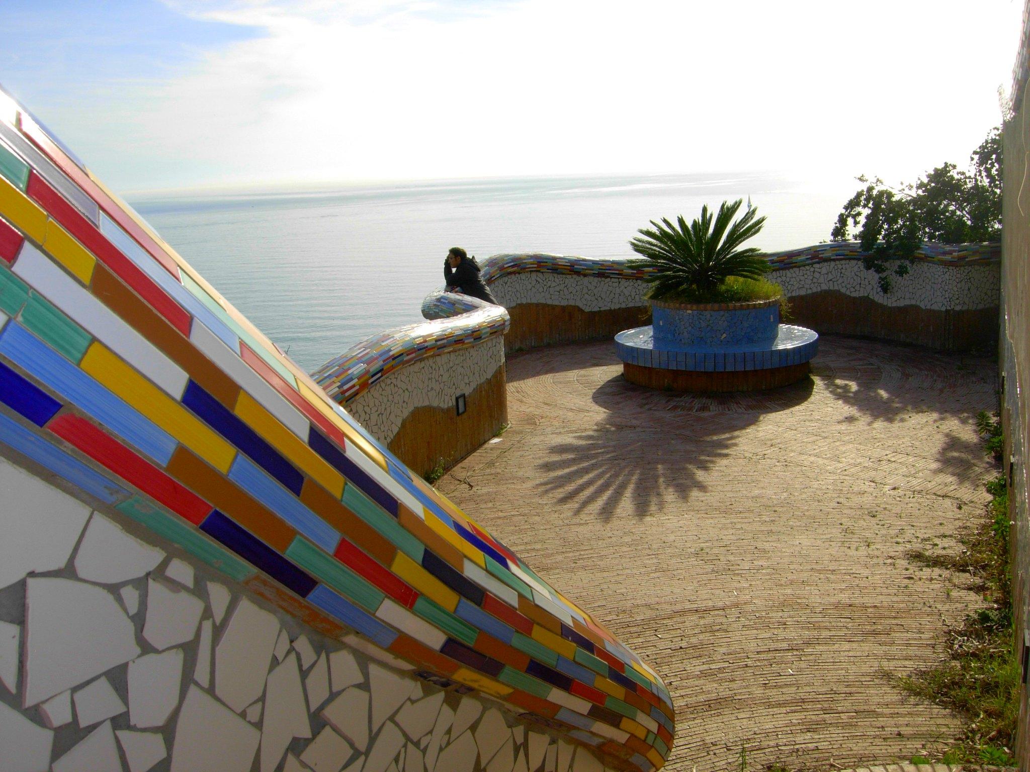 parc guell costiera amalfitana
