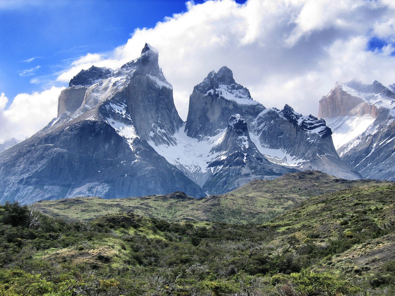 parco nazionale torres del paine escursionismo