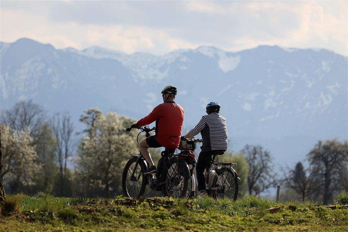 Percorsi da fare in bici Veneto
