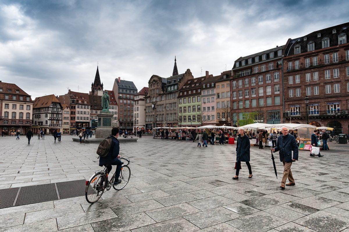 strasburgo bici