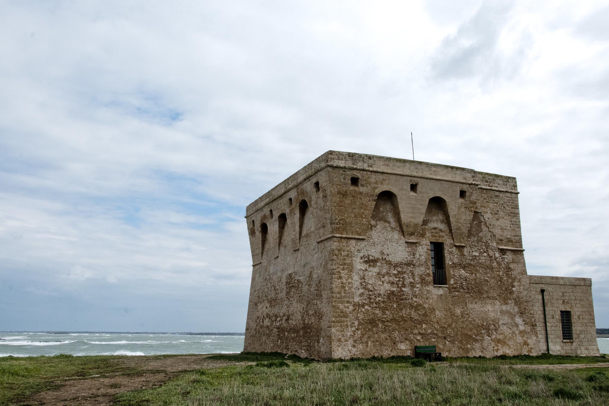 torre guaceto puglia riserva