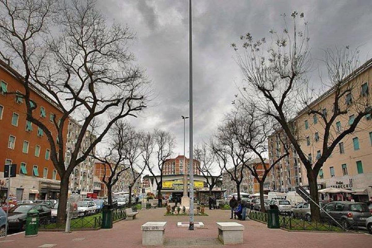 Tufello quartiere di Roma