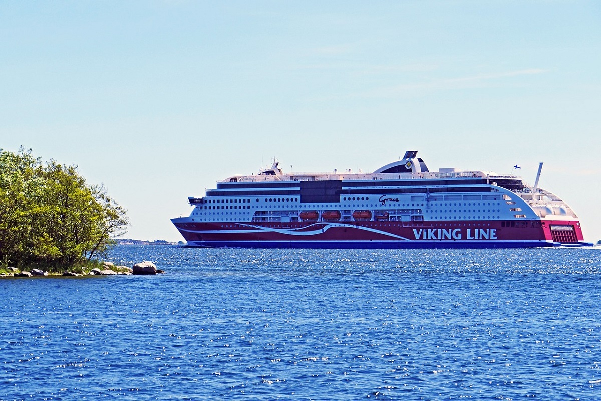 Viking Line Stoccolma Helsinki