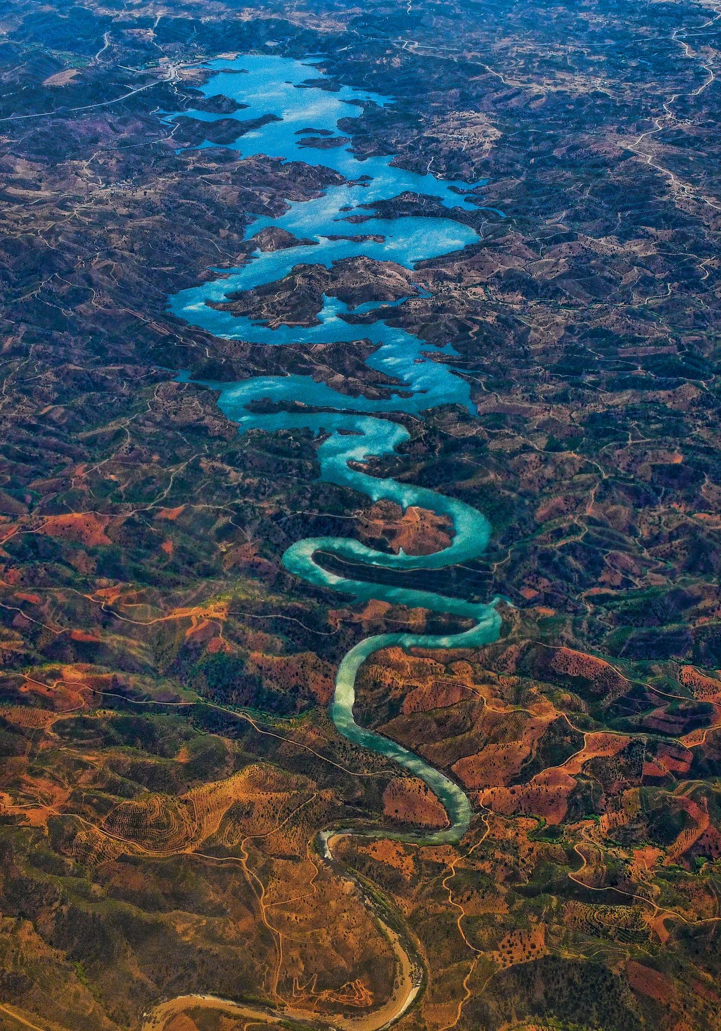 Blue Dragon River
