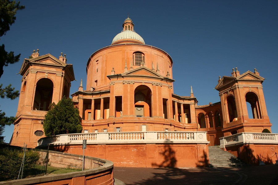 basilica san luca bologna