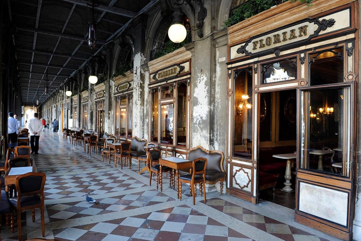 Caffè Florian Venezia storia