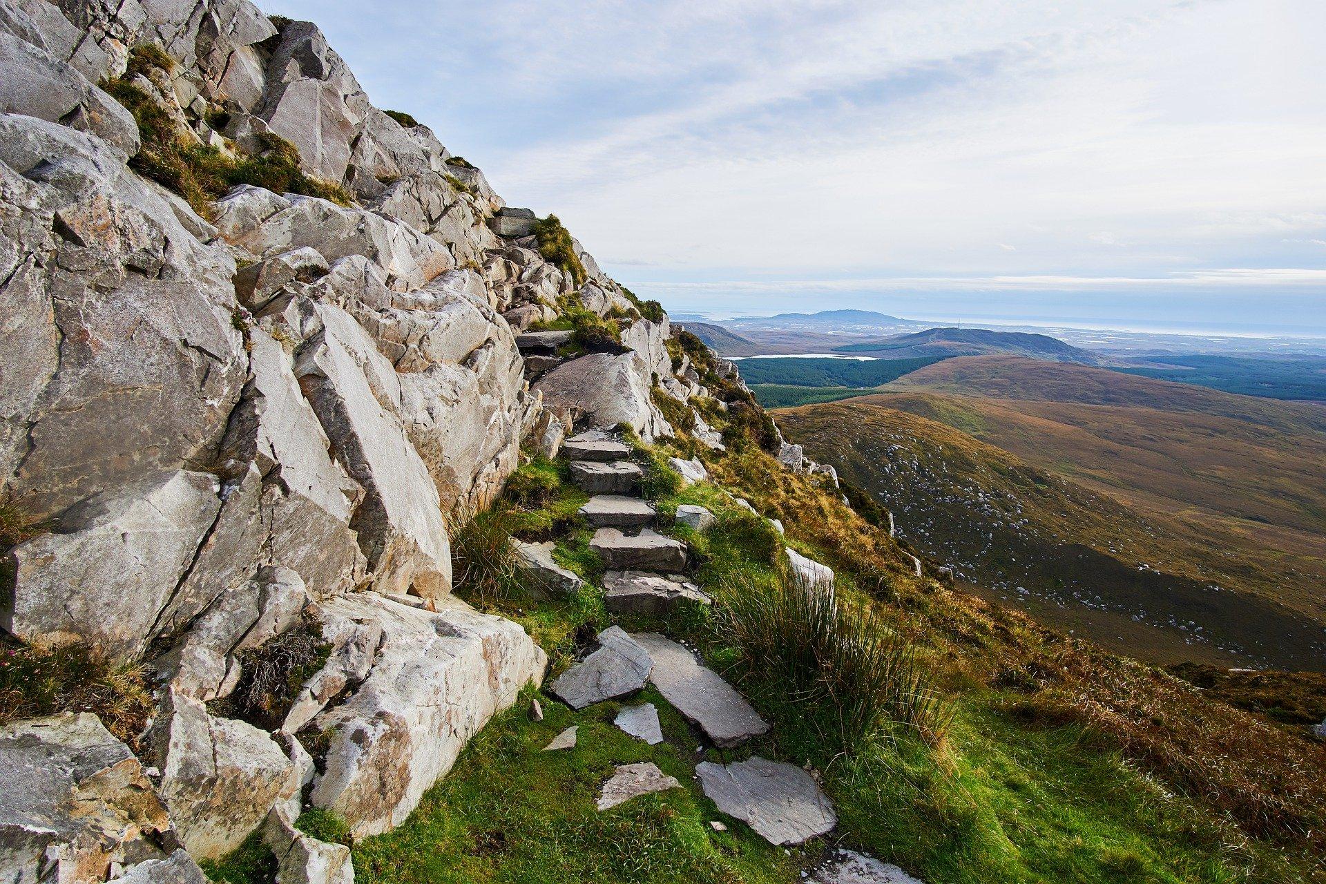 cammino di san patrizio irlanda