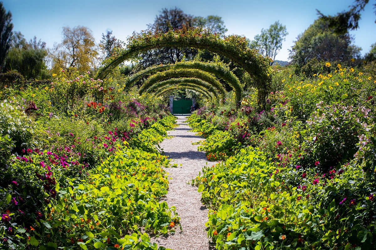 Casa Monet Giverny tour virtuale