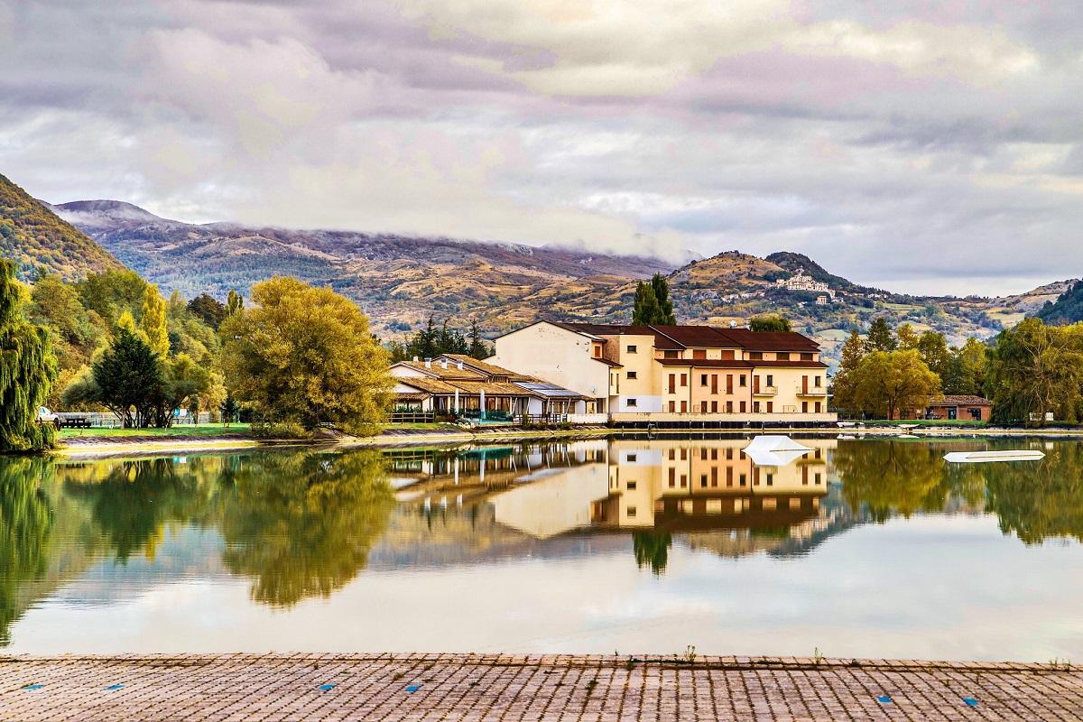 Castel di Sangro cosa vedere nei dintorni