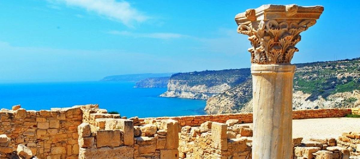 cipro spiaggia di afrodite