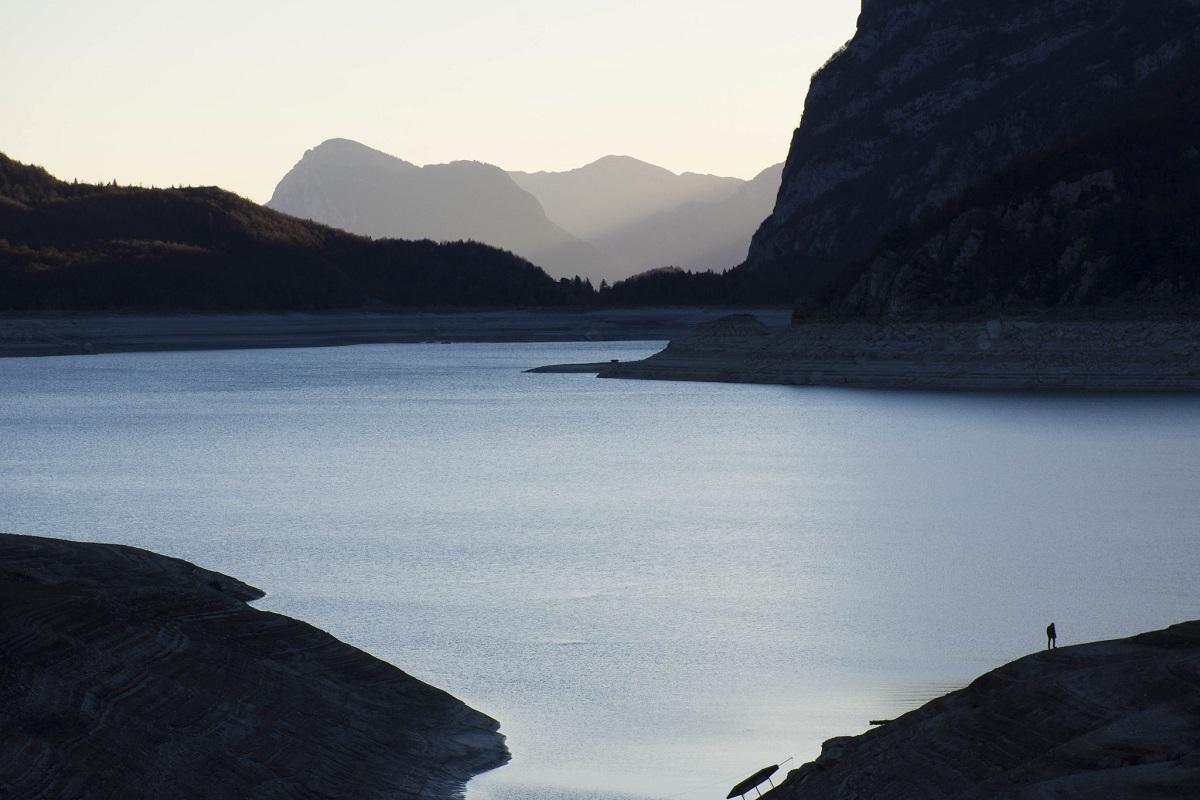 Lago di Molveno inverno cosa fare