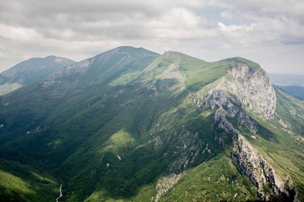 Monte Catria sentieri facili