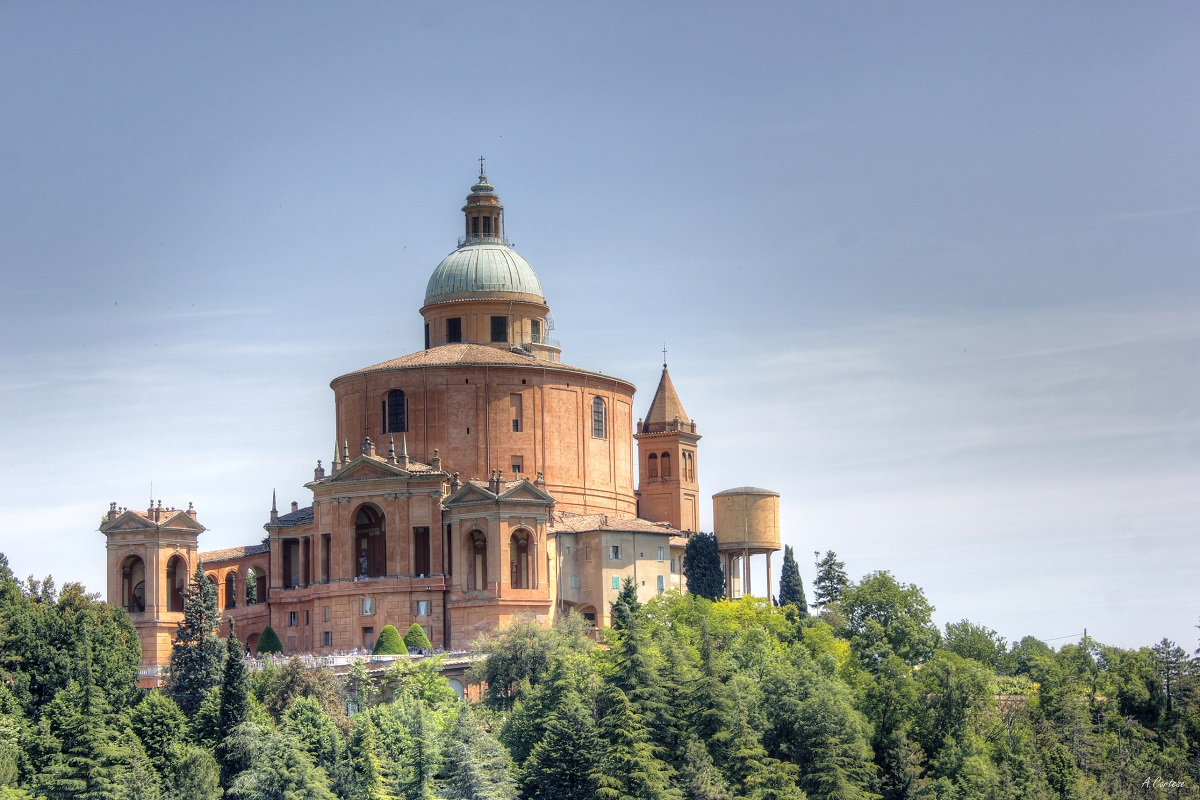 Santuario Madonna San Luca Bologna
