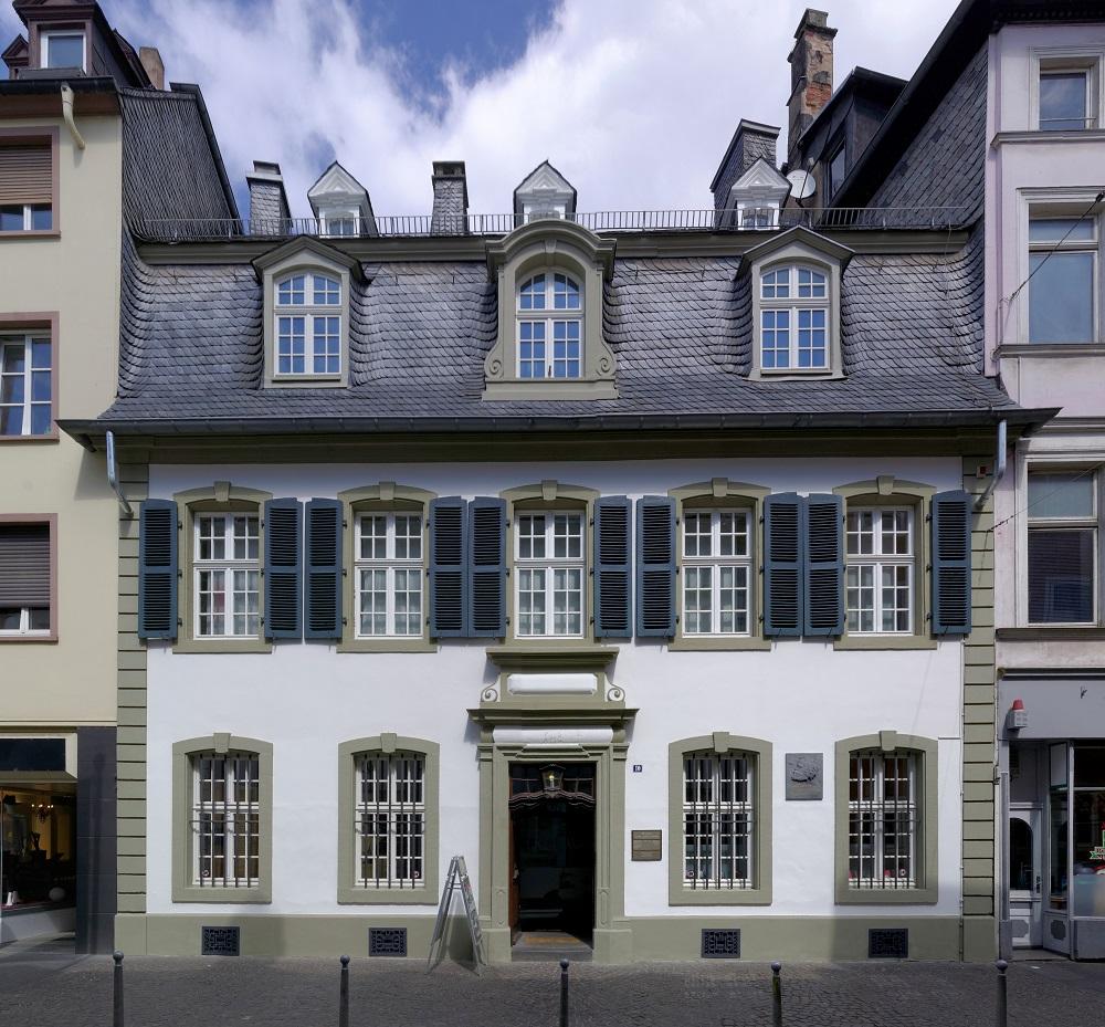 Casa natale di Karl Marx
