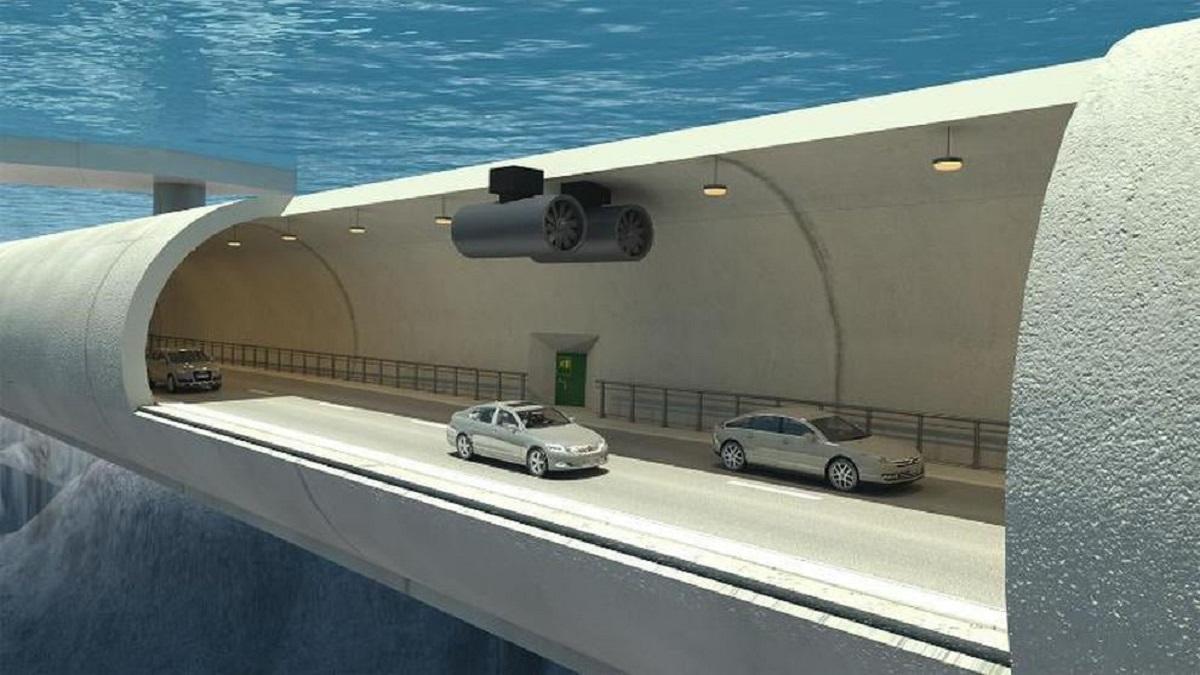 tunnel sottomarino danimarca germania